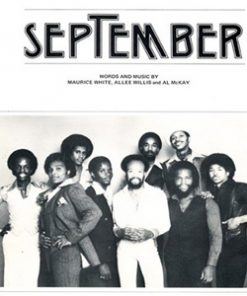 September – Earth, Wind & Fire – VS Estudio